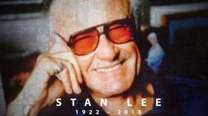 Stan Lee stierf aan hartfalen en ademhalingsproblemen