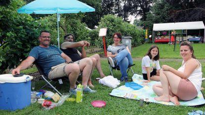 Geslaagde Picknick in 't Park van de pastorij