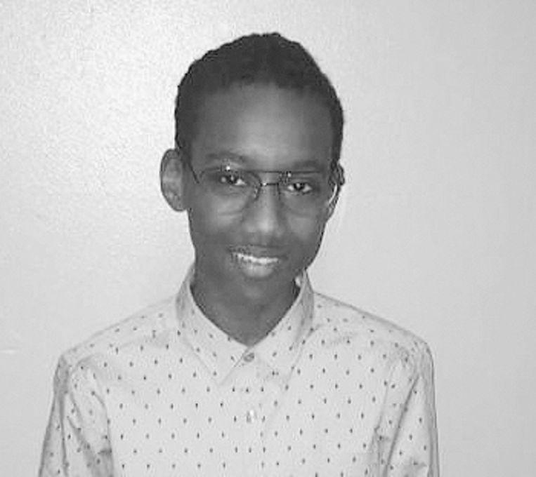 Ahmed Hassan. Beeld Privéfoto