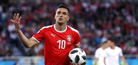 Ten Hag over Balkanboy Tadic: 'Hij is op en top prof'