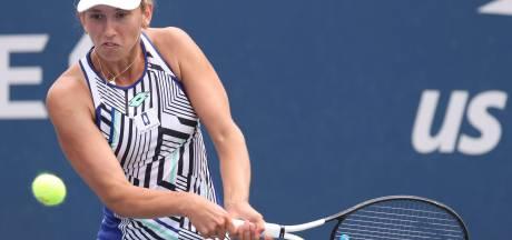 """Mertens a réussi sa rentrée à l'US Open contre Siegemund: """"Je me donne 7,5 sur 10"""""""