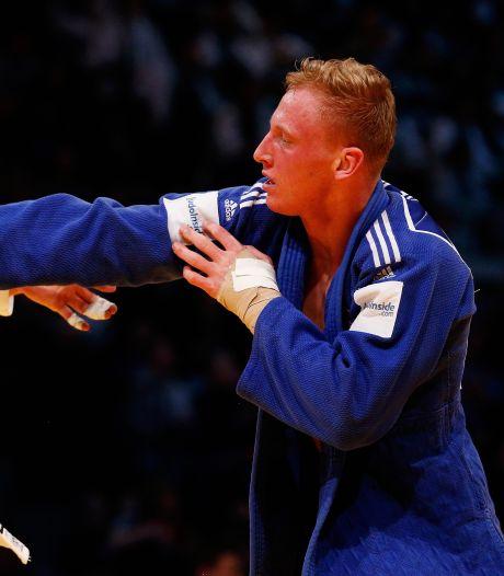 Favoriet De Wit meteen naar huis op WK judo: 'Ik weet niet waar het aan lag'