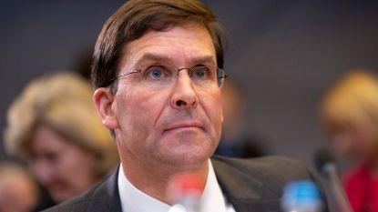 Amerikaanse minister van Defensie wil groter Europees engagement tegen Iraanse agressie