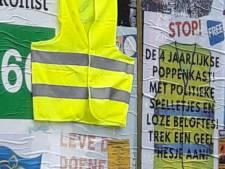 Straatbeeld: Gele hesjes bereiken Den Bosch