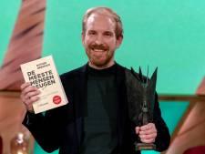 Rutger Bregman wint NS Publieksprijs met De meeste mensen deugen
