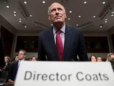 'Trump vroeg veiligheidschefs  Russische inmenging te ontkennen'