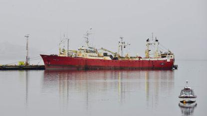 Iedere visser testte negatief voor aanvang van zeereis, na 35 dagen blijken 57 bemanningsleden positief
