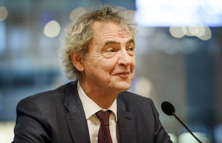 NS-topman Roger van Boxtel Beeld anp