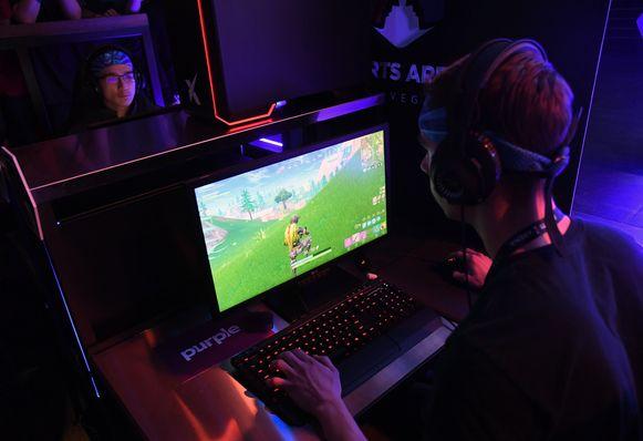 In april namen 230 Fortnite-gamers het op tegen Tyler Blevins tijdens Ninja Vegas '18, een game-evenement rondom zijn persoon in Las Vegas.