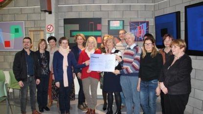 Koren zingen 2.000 euro bijeen tegen armoede