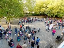 Tijdelijk schoolgebouw in nieuwe Veldhovense wijk Huysackers pas eind dit jaar gereed