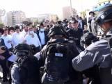 Hevige protesten in Israël over sluiting religieuze scholen