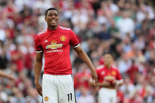 Anthony Martial.