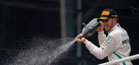 Hamilton gelooft in zesde wereldtitel