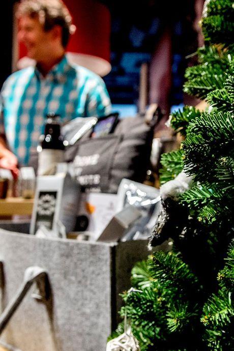 Kerstpakketten luxer dan ooit, beaamt Kranen in Vorden