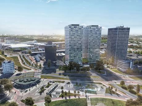 Rotterdamse torens na 'Eindhovense' verbouwing omgedoopt tot Lee Towers