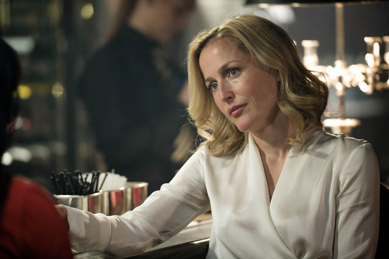 Gillian Anderson in 'The Fall'.