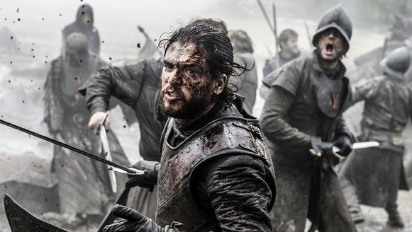 Een scène uit Game of Thrones