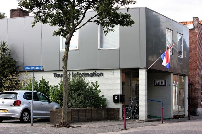 Het gemeentelijke VVV-bureau voor toerisme aan de Peperstraat in Kaatsheuvel werd op 1 oktober 2018 gesloten.