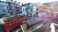 Jeugdhuis verdwijnt in containers