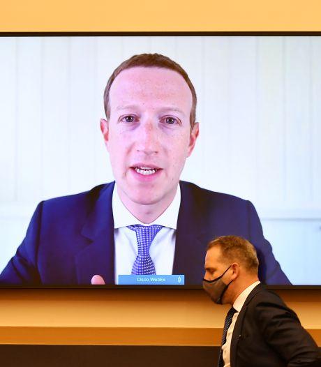 Facebook: Geen nieuwe politieke reclames vlak voor verkiezing VS