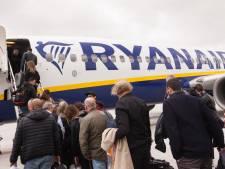 Ryanair ontslaat cabinemedewerkers op Eindhoven Airport