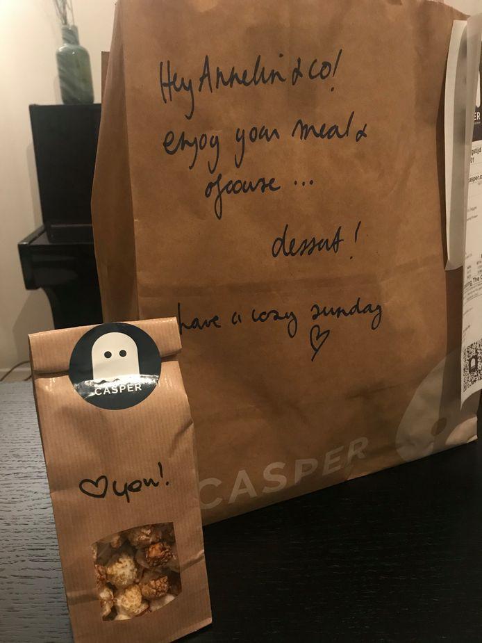 Takeaway Casper