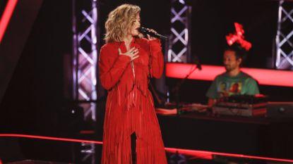 Pijnlijk: Rita Ora niet herkend in Duitse 'The Voice'