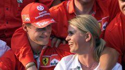 """""""Hij zal niet opgeven"""": vrouw van Michael Schumacher stelt in zeldzaam bericht dat hij """"een vechter"""" is"""