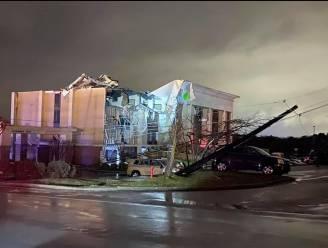 Tornado raast door Amerikaanse staat Alabama en maakt één dode en verschillende gewonden