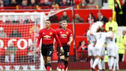 Alex Ferguson ziet na speciaal moment hoe Lukaku en Fellaini tanden stuk bijten op Wolverhampton