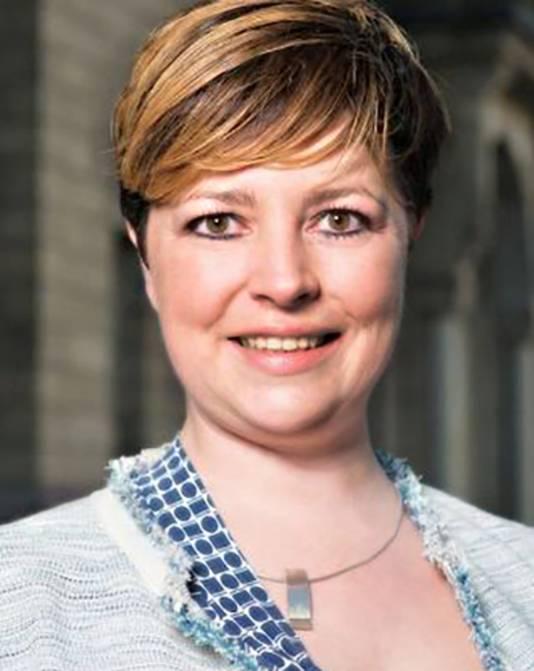 Ook CDA-fractievoorzitter Christine Eskes heeft toegegeven een document over het Schiekadeblok-dossier met journalisten te hebben gedeeld.