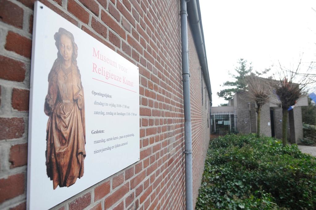 De twintig belangrijkste werken uit de 'collectie Uden' worden in bruikleen gegeven aan het Museum voor Religieuze Kunst (MRK) in Uden.