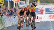 Dit incident ontsierde vorig jaar de Koppenbergcross, nietwaar Sven Nys?
