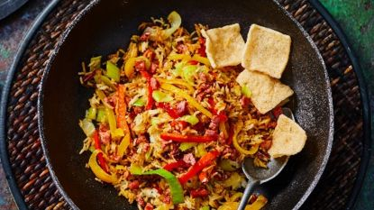3 snelle gerechten die je de wereld laten rondreizen in je kot
