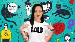 """Columniste Femke over haar liefde voor tatoeages: """"Ik ging naar huis met een scheve tekst op m'n rug"""""""