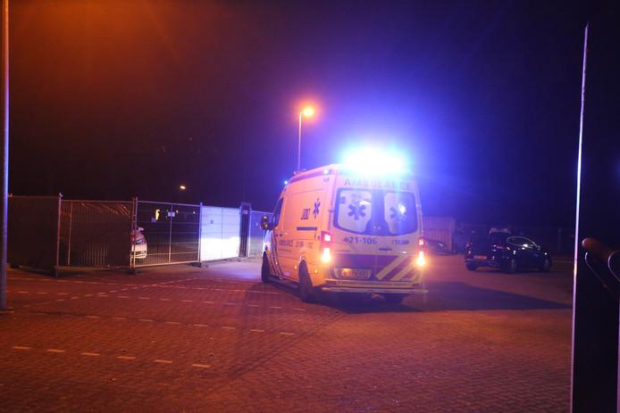 Man gewond in Rosmalen