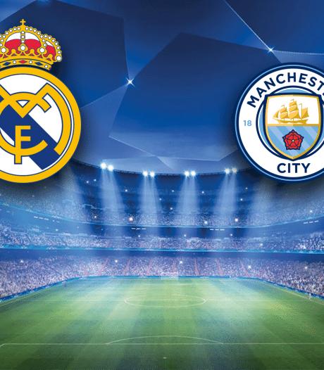 Real Madrid tegen Manchester City: een ware CL-kraker
