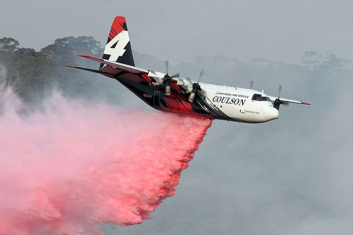 C-130 mobilisé en Nouvelle-Galles du Sud