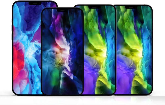 """Nieuwe beelden iPhone 12 Pro gelekt! """"Grootste scherm ooit"""""""