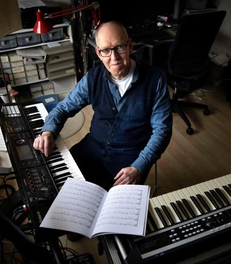 Theo van de Kerkhof uit Helmond schreef muziek bij een mis, net als de grote componisten der aarde