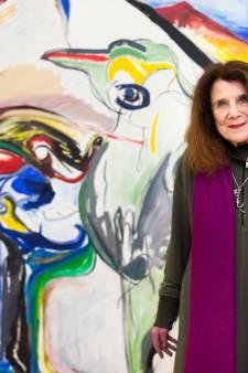 Franse kunstprijs voor Hengelose Jacqueline de Jong