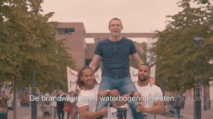 Zonhovenaar speelt hoofdrol in promofilmpje Breda