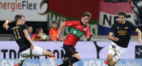 Eén NEC-droom komt vermoedelijk uit tegen FC Dordrecht