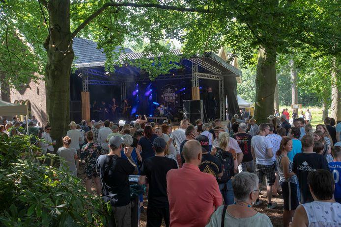 Kommus organiseerde onder meer het Kasteelfeest in Geldrop.