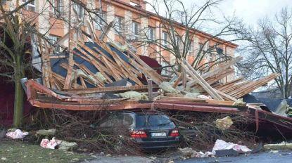 Meer dan 300.000 gezinnen in Tsjechië en 400.000 in Polen door storm zonder elektriciteit