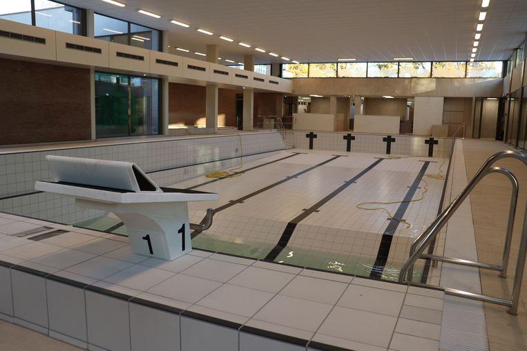Officieel: vernieuwd zwembad heropent op 3 december kalmthout