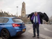 Politieke kopstukken laten zich zien op Arnhemse Markt voor lijsttrekkersdebat NOS: 'Jesse Klaver!'