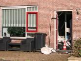 Politie dreigt foto verdachte van vuurwerkexplosie bij woning Urk vrij te geven