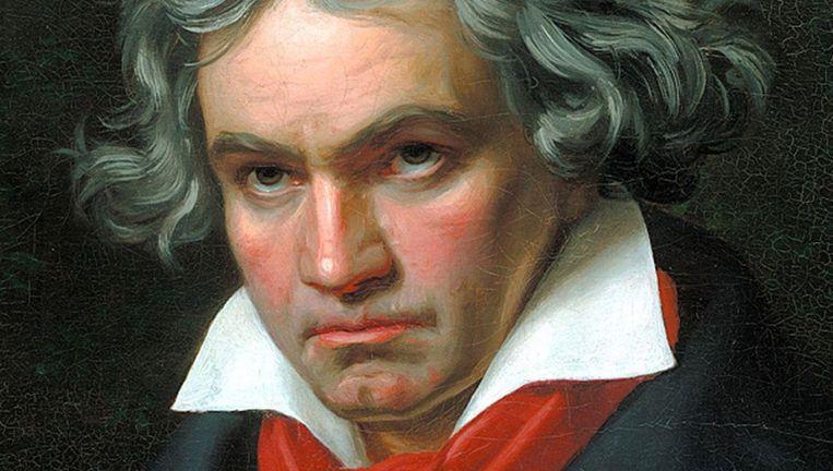 Beethoven. Beeld
